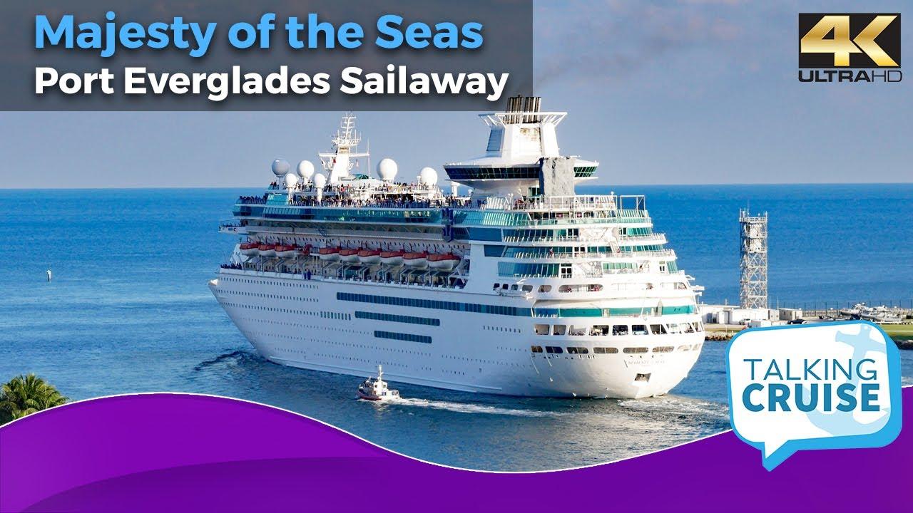 Majesty of the Seas - Port Everglades Sailaway