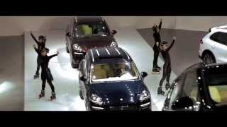Porsche: The new Cayenne Launch Event in Taipei, Taiwan