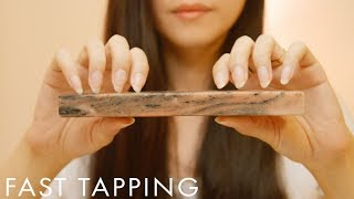 ASMR Fast Tapping for Intense Tingles (No Talking)