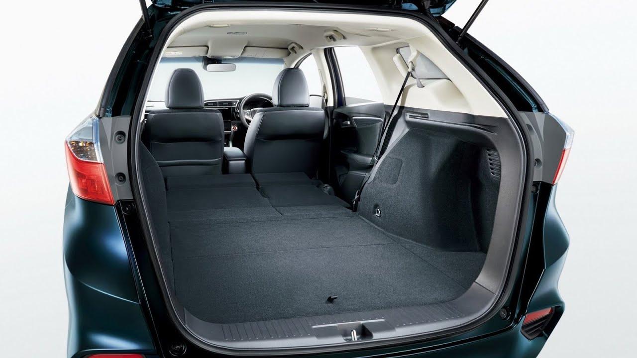 Honda Jazz Shuttle Exterior Interior Youtube