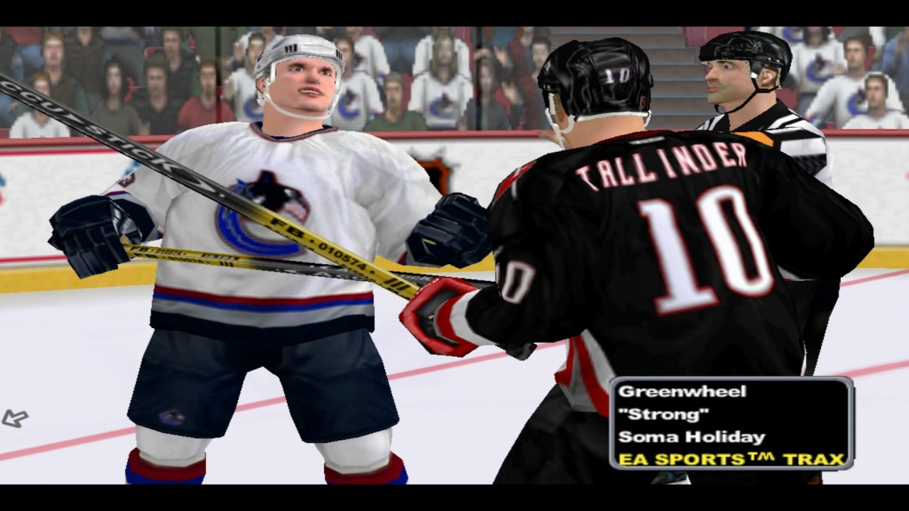 f8cfe45f1 NHL 2003 Stanley Cup Final Game 4: Sabres vs Canucks - YouTube