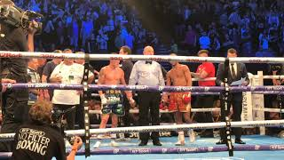JOSH WARRINGTON V KID GALAHAD RESULT REACTION!