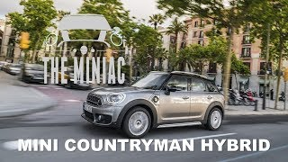 MINI Countryman HYBRID | Is the Hybrid faster than the John Cooper Works?