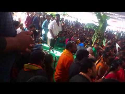 Narsing Rao Guruswamy's Outstanding combination bhajan at Kittuguru swamy pooja