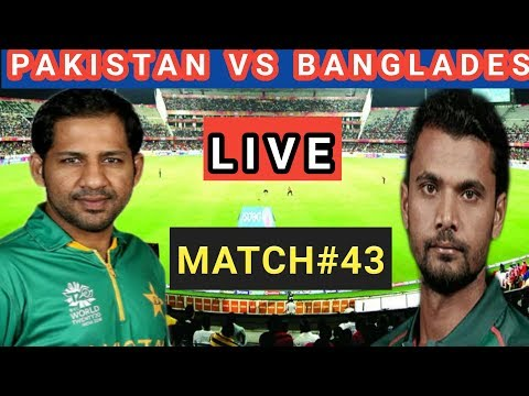 Pakistan Vs Bangladesh Live Match   Ptv Sports Live Streaming   Ten Sports Live