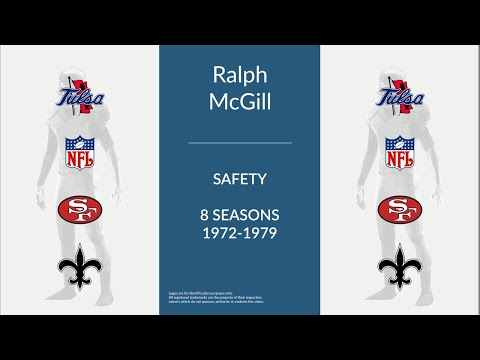 Ralph McGill: Football Safety