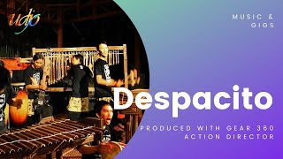 Video Despacito - (Cover by Saung Angklung Udjo) download MP3, 3GP, MP4, WEBM, AVI, FLV September 2018