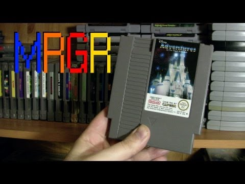 Adventures In The Magic Kingdom Review (NES)