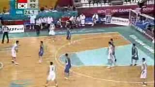 2006多哈亚运会男篮中国VS韩国k