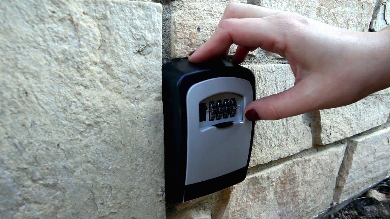 b69e99f23462 Caja de seguridad para llaves - Bricomanía
