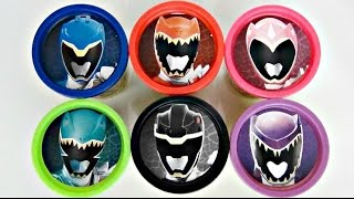 POWER RANGERS Dino Charge Play-Doh Surprises | Toys Unlimited