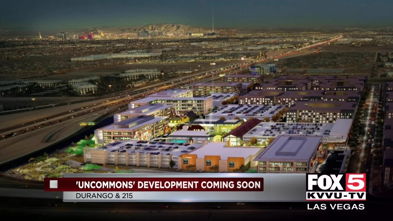 'Uncommon' property coming to southwest valley