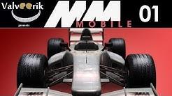 Motorsport Manager Mobile *01* Zurück mit der Mobile Version! [Lets Play MMM]