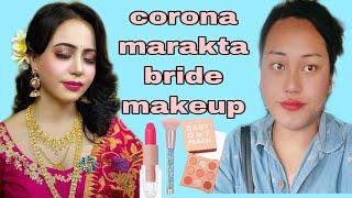 corona marakta heijingpot makeup