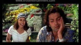 Aishwarya Rai Flirts With Bobby Deol - Aur Pyar Ho Gaya