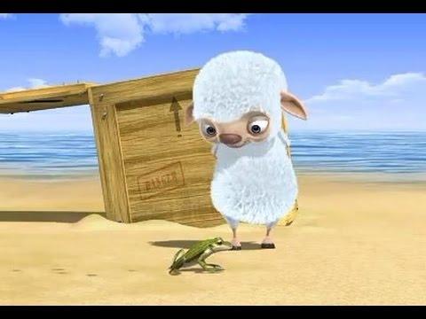 Смотреть мультфильм про овечку