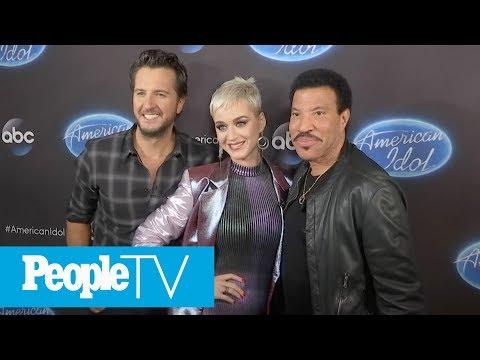 American Idol's New Judges Katy Perry, Luke Bryan & Lionel Richie Talk Reboot Details | PeopleTV