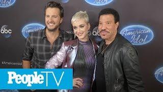 American Idol's New Judges Katy Perry, Luke Bryan & Lionel Richie