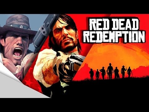 The Evolution of Graphics: Red Dead (2004 - 2017)