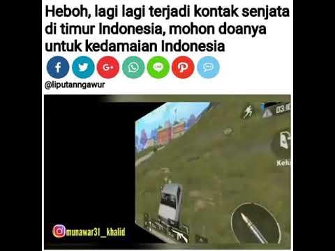 Indonesia Tidak Reda Reda Perangnya