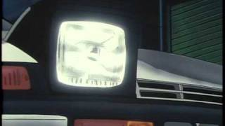 Initial D: First Stage, Part One on DVD 9.21.10 - Anime Trailer