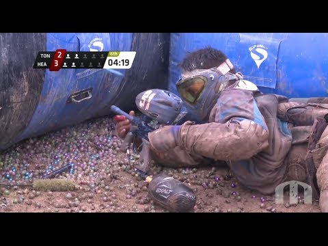 Best professional paintball game of 2013? Houston Heat vs To