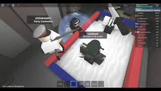 Assassination of Premier of The Soviet Union (Roblox)