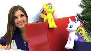 Май Литл Пони проходит новогодний квест - ToyClub
