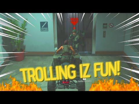 Modern Warfare Trolling iz Fun!