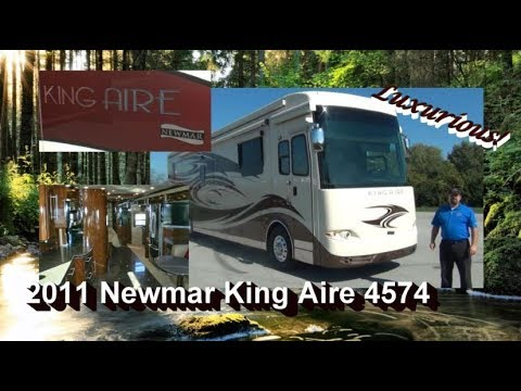 Pre-Owned 2011 Newmar King Aire 4574 | Mount Comfort RV