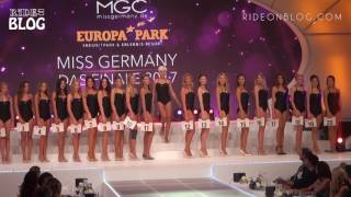 Miss Germany Finale 2017 im Europa-Park (RideOnBlog.com)