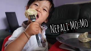 *NEPALI FOOD* MOMO RECIPE VLOG