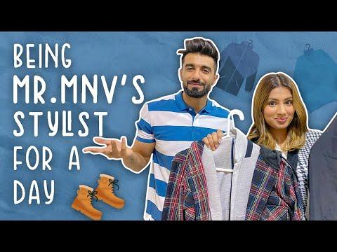 Being Mr.Mnv's Stylist