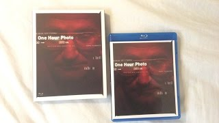One Hour Photo (2002) - Blu Ray Review and Unboxing