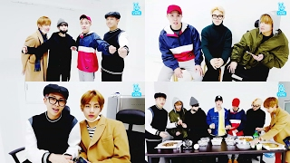 [V LIVE] BTS-방탄 스바라시 타노시!(Congrats on BTS 4 million followers)