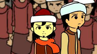 (Animasi) Sultan Muhammad Al-Fateh penakluk Konstantinopel