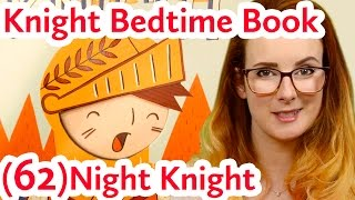 Knight Bedtime Book: Children's Book Review of Night Knight
