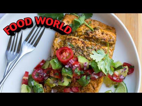 Fajitas Salmon Fish Recipe | Food World