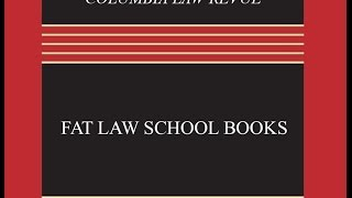 Fat Law School Books