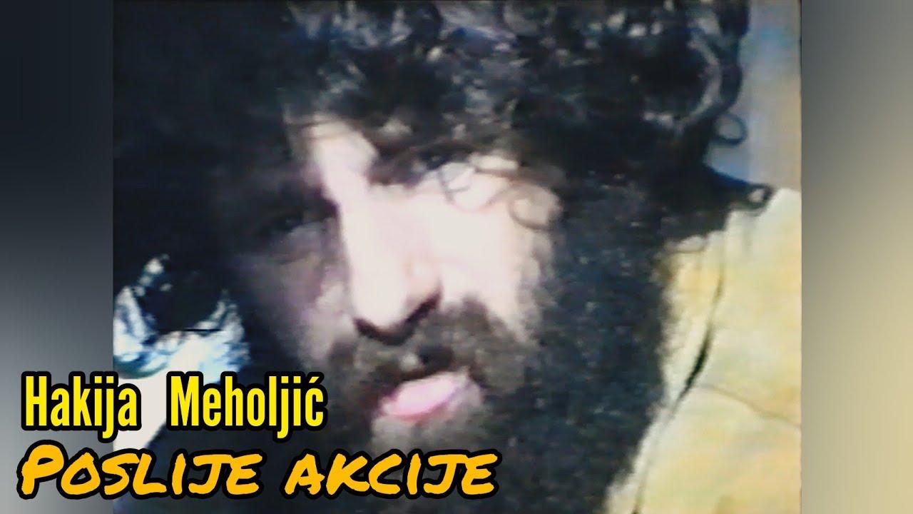 Download Hakija Meholjić poslije akcije - Srebrenica 1992.