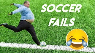 BEST SOCCER FAILS  2019  • Funny, Fails, Vines
