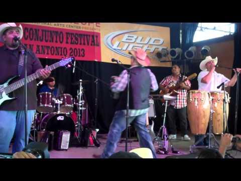 SUNNY SAUCEDA - TEX MEX CONJUNTO FESTIVAL - SAN ANTONIO, TEXAS MAY 19- 2013