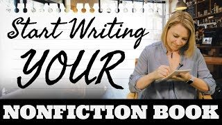 How to Start Writing a Non Fiction Book?