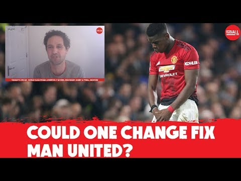 Replacing this one player can fix Man United | Daniel Harris