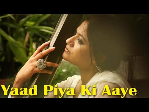 """yaad-piya-ki-aaye""-|-thumri-|-'suchismita-das'-|-classical-song"