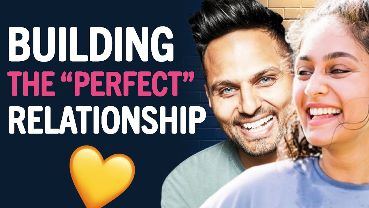 Build A HEALTHY ROMANTIC RELATIONSHIP With Your Partner By DOING THIS... | Jay & Radhi Shetty