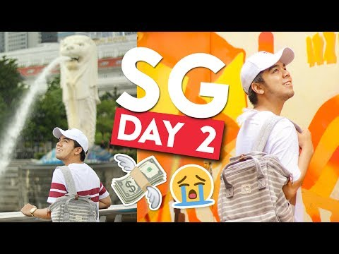 Shopping @ The Great Singapore Sale 2017 | #RedVlogs