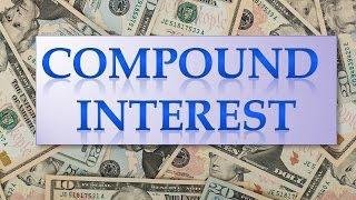 Compound Interest  lesson 1