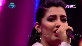 Download Swostika Dhakal - Jhajhalko Liyera (Asha Bhosle) NEPAL IDOL SEASON 2 PIANO ROUND 3 EPISODE 13