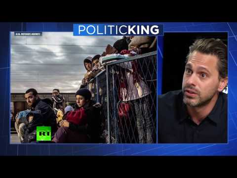 """""""Life in Pieces"""" actor Thomas Sadoski, ally to the displaced, unwanted"""